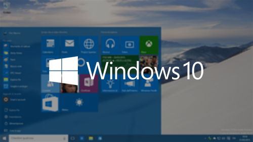 Windows 10 Galleria Build 10122 Light