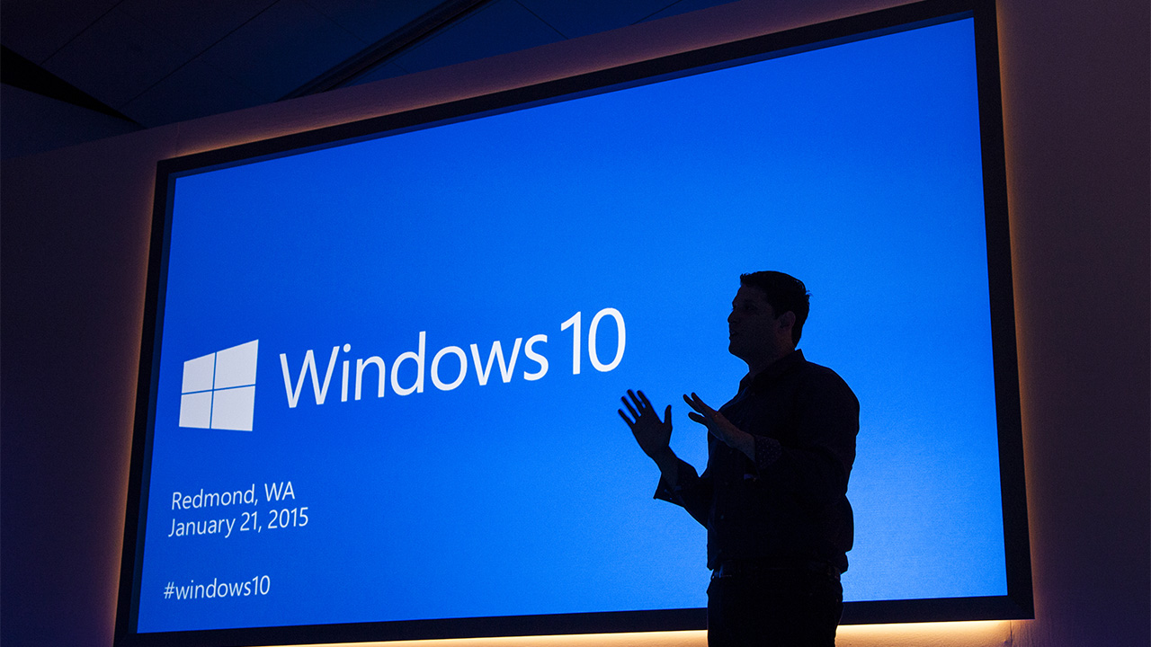 Windows 10 Presentazione