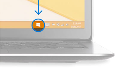 App Ottieni Windows 10