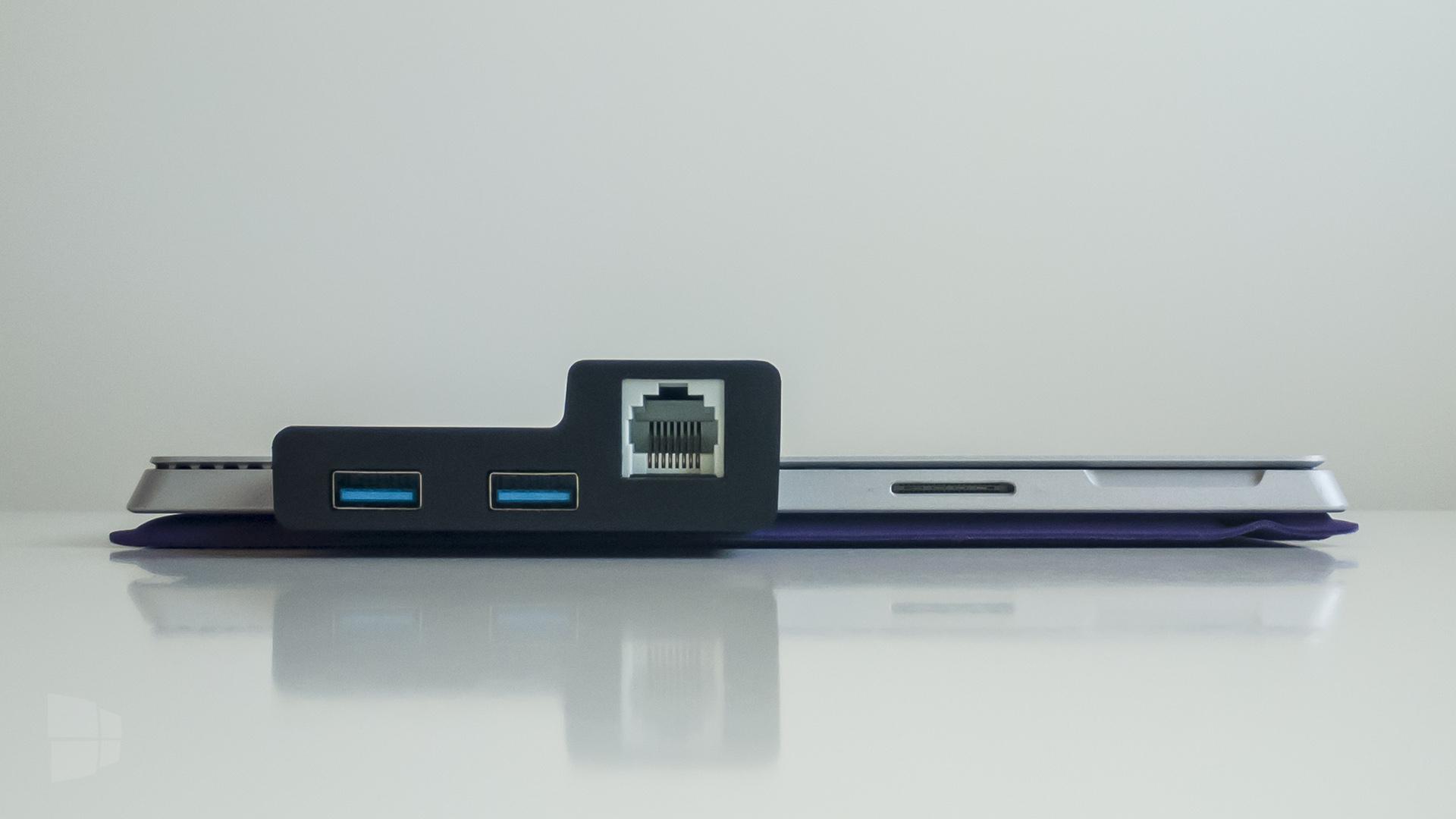 Bidul USB 3.0 Ethernet Surface Pro RT (3)