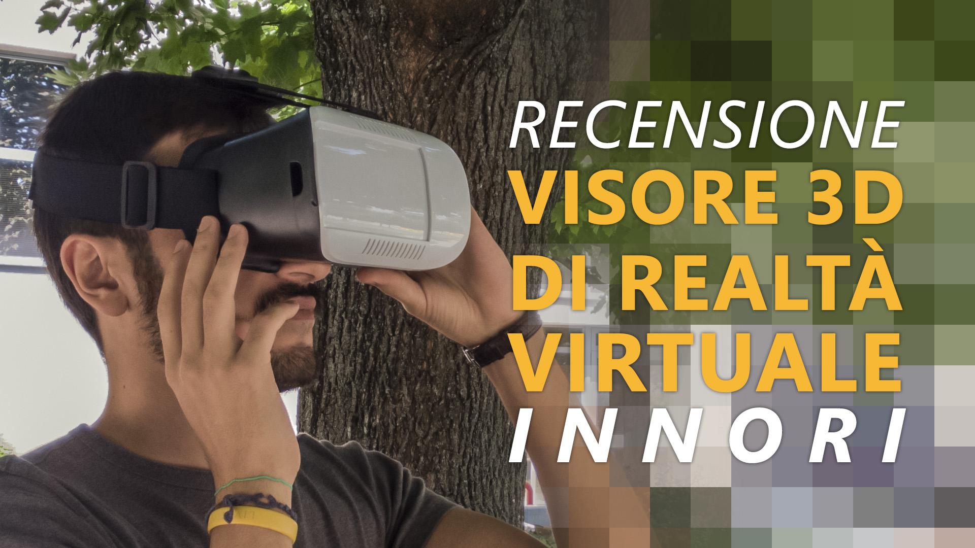 Innori 3D Visore Realta Aumentata Virtuale