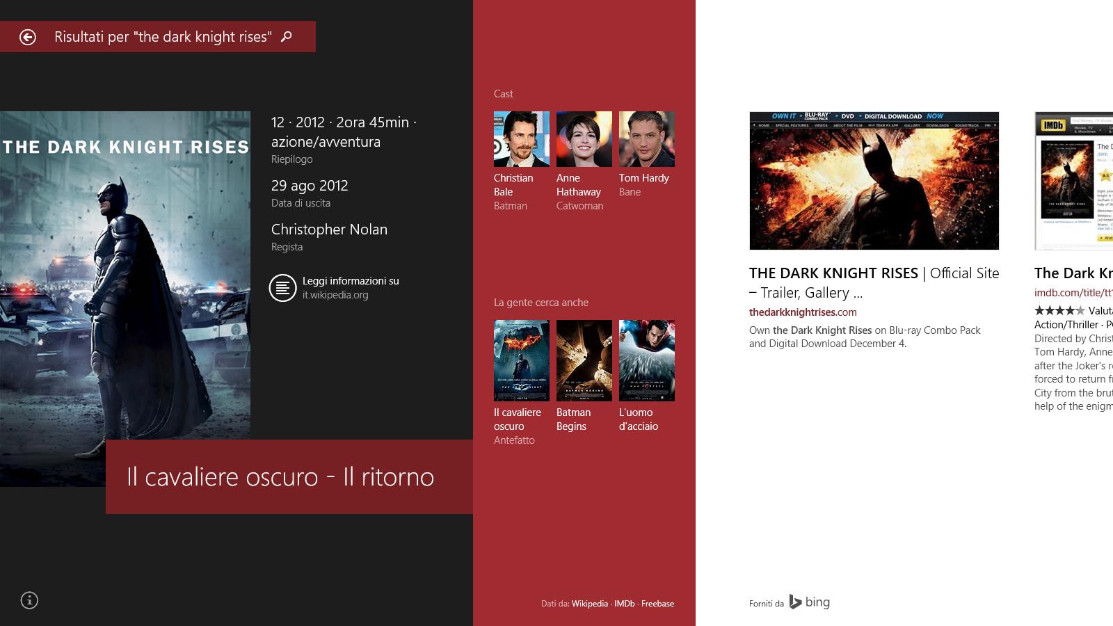 BingSmartSearch-IlCavaliereOscuro