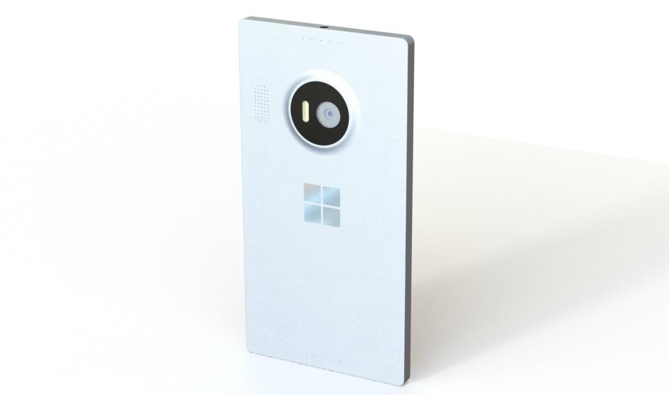 آیا این لوگو جدید ویندوز 10 موبایل است؟