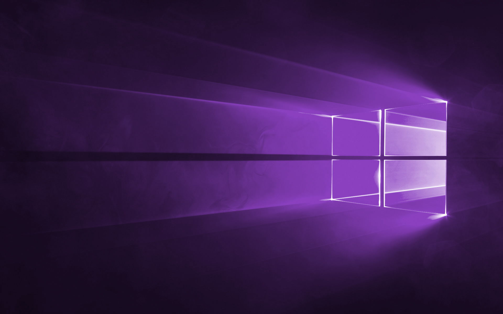 Windows 10 Sfondo Viola