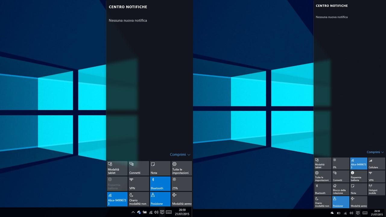 Windows10Touch-CentroNotifiche