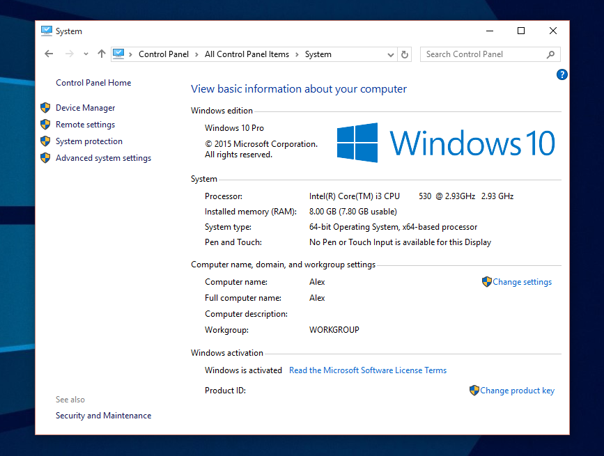 windows 8.1 activation update