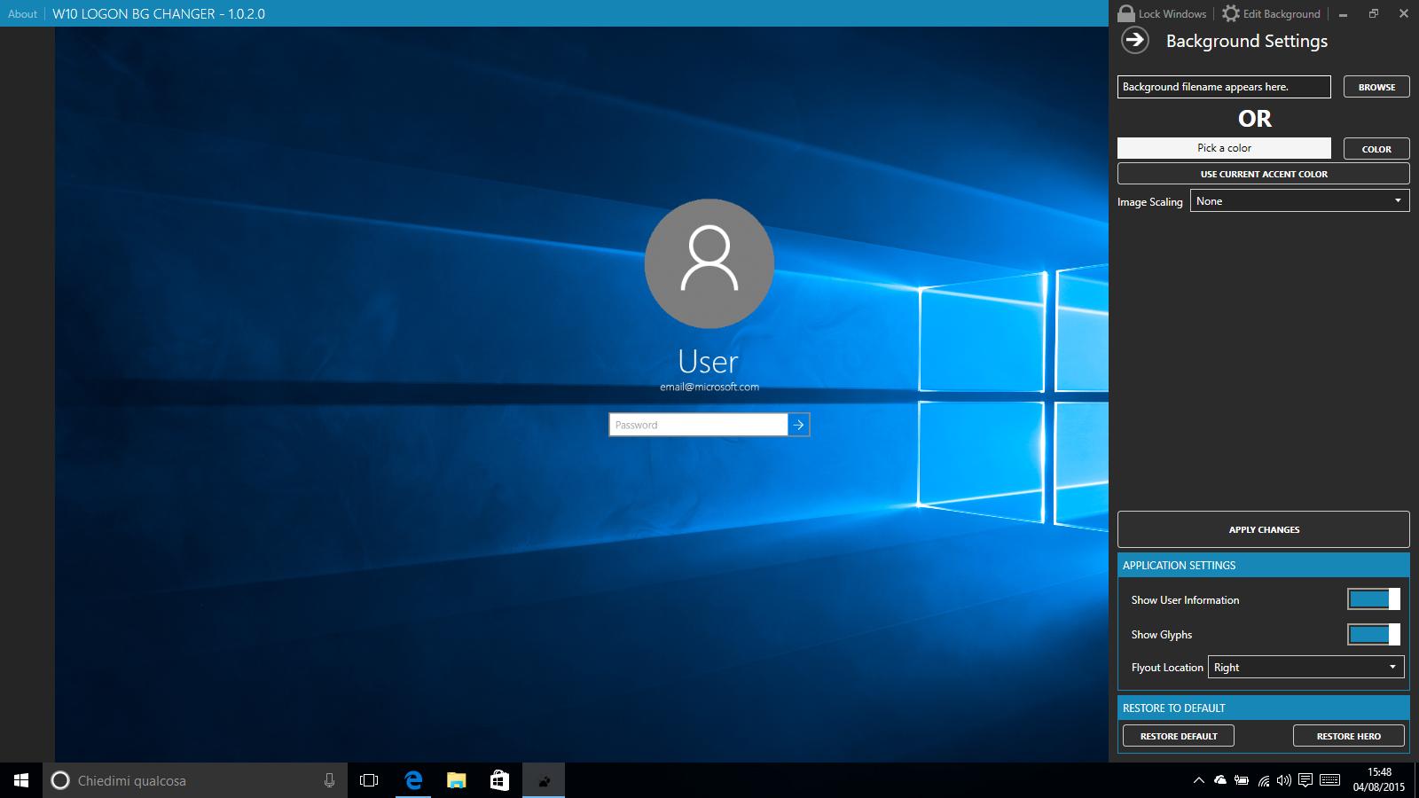 Come Personalizzare La Schermata Di Blocco E Di Login In Windows 10