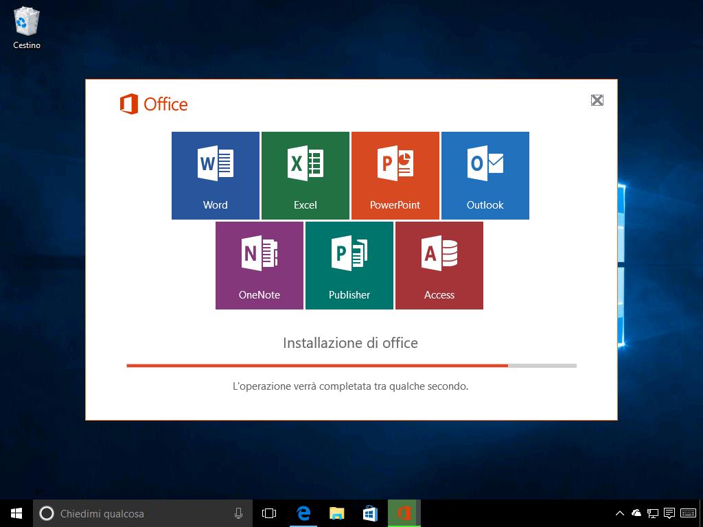 Come installare Office 365 - 6