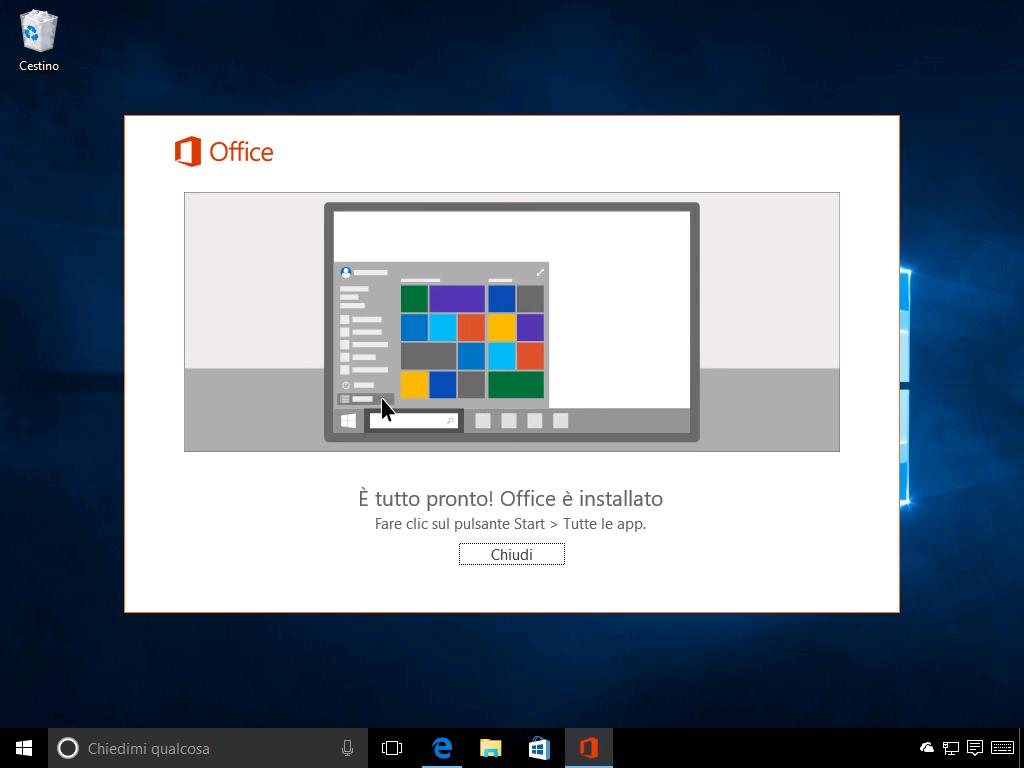 Come installare Office 365 - 7