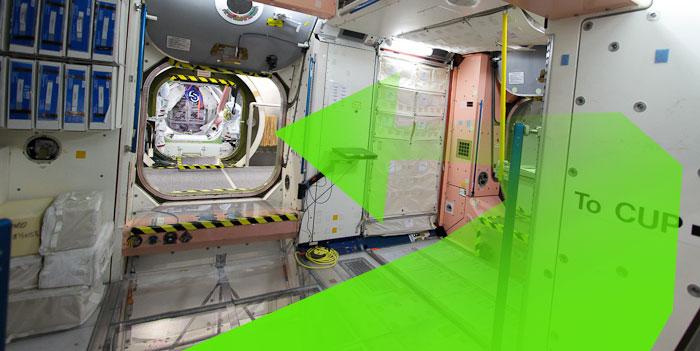 Percorso HoloLens NASA