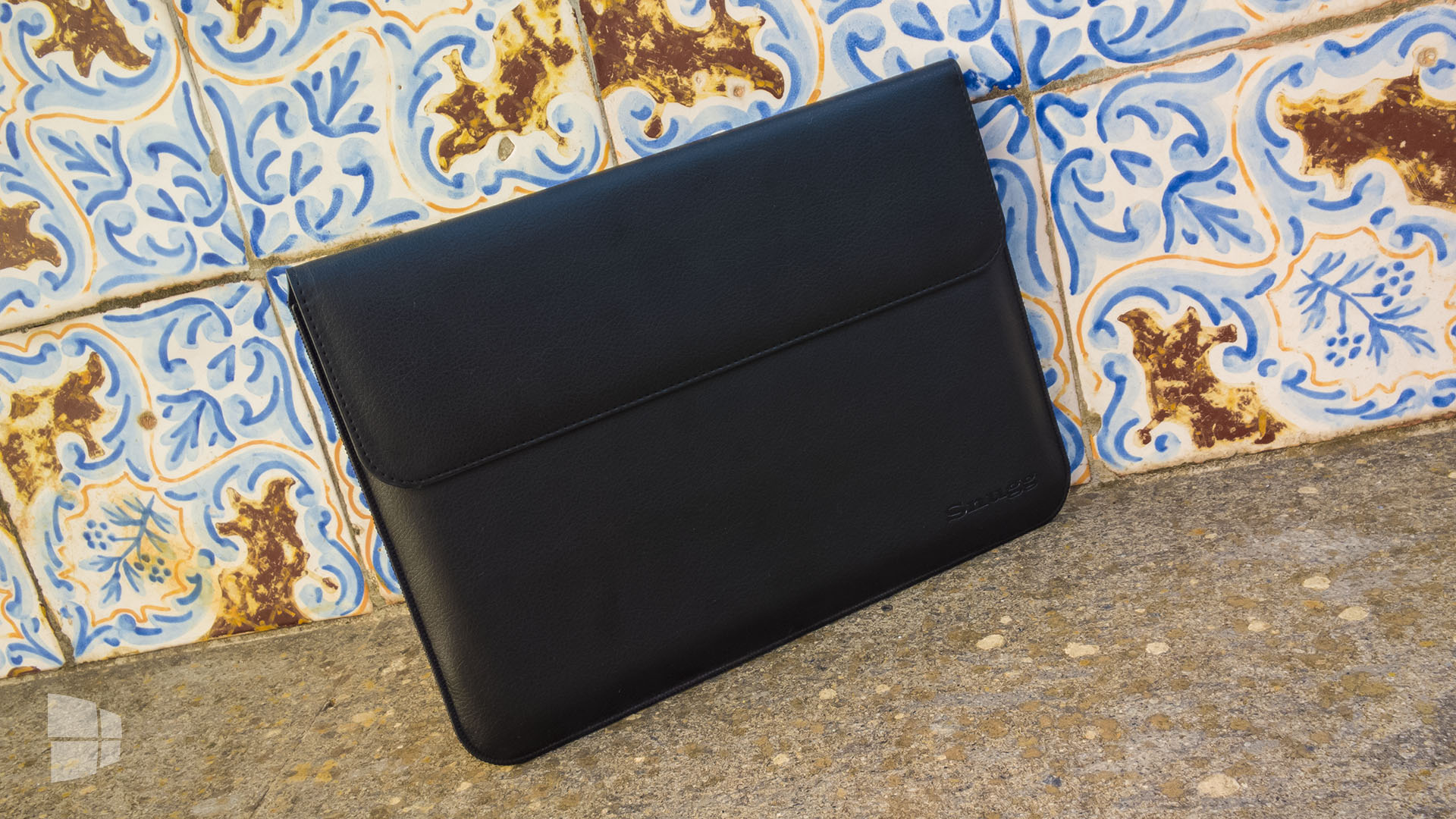 Snugg Leather Wallet Pouch Microsoft Surface 3 (2)