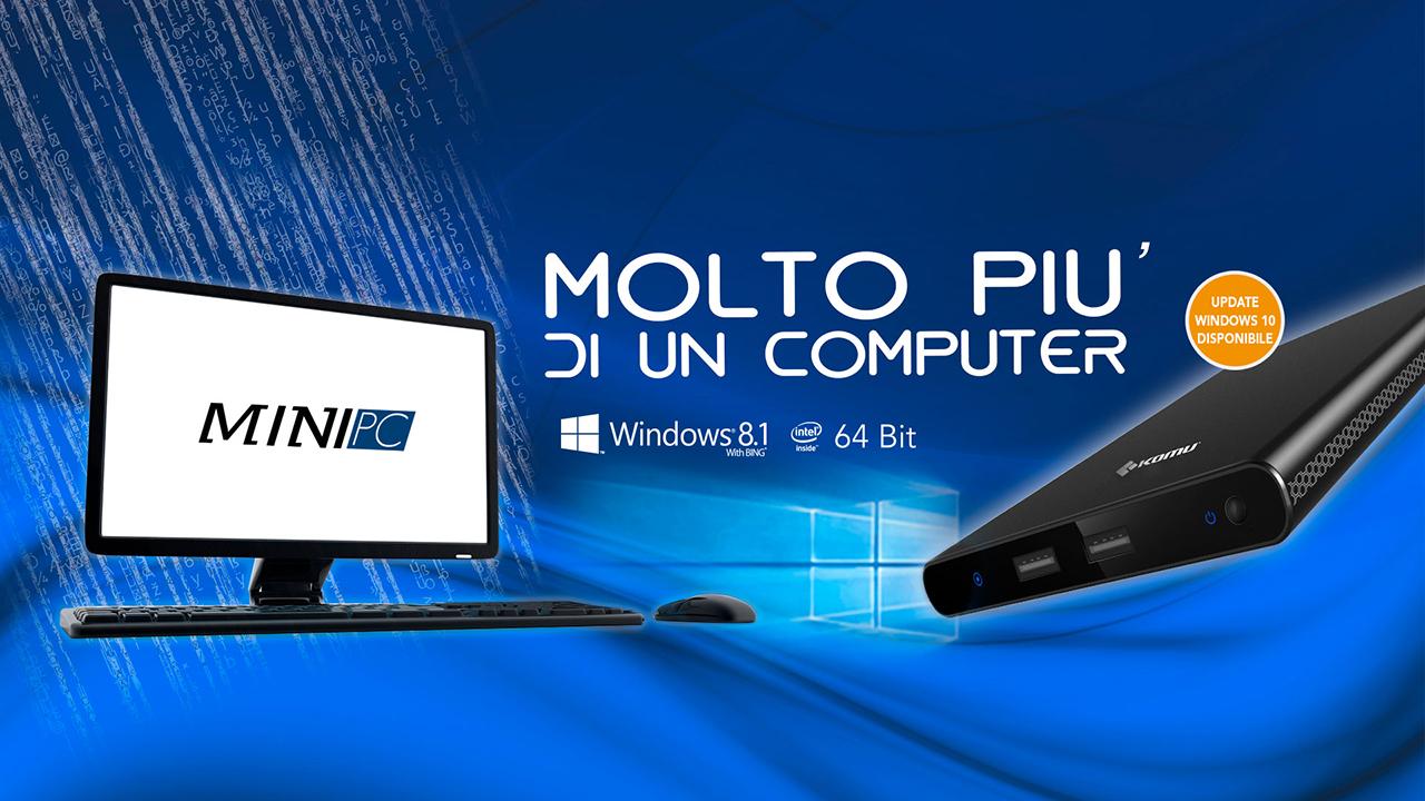 Komu Mini PC