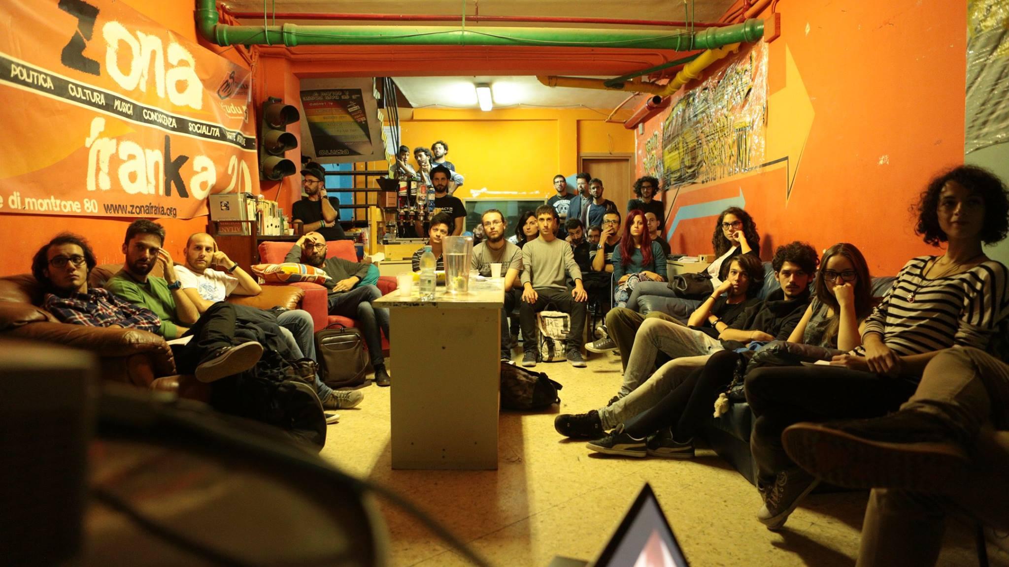 La Scuola Open Source - Zona Franka