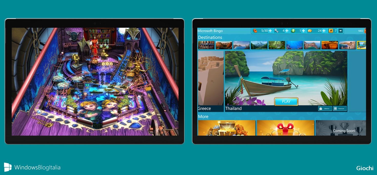 Microsoft Giochi