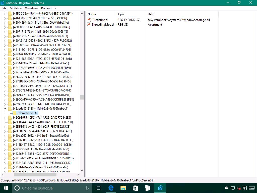 Problema del riposizionamento delle icone in Windows 10 - 1