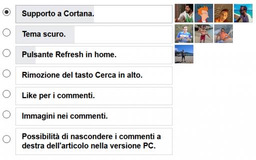 Sondaggio WindowsBlogItalia