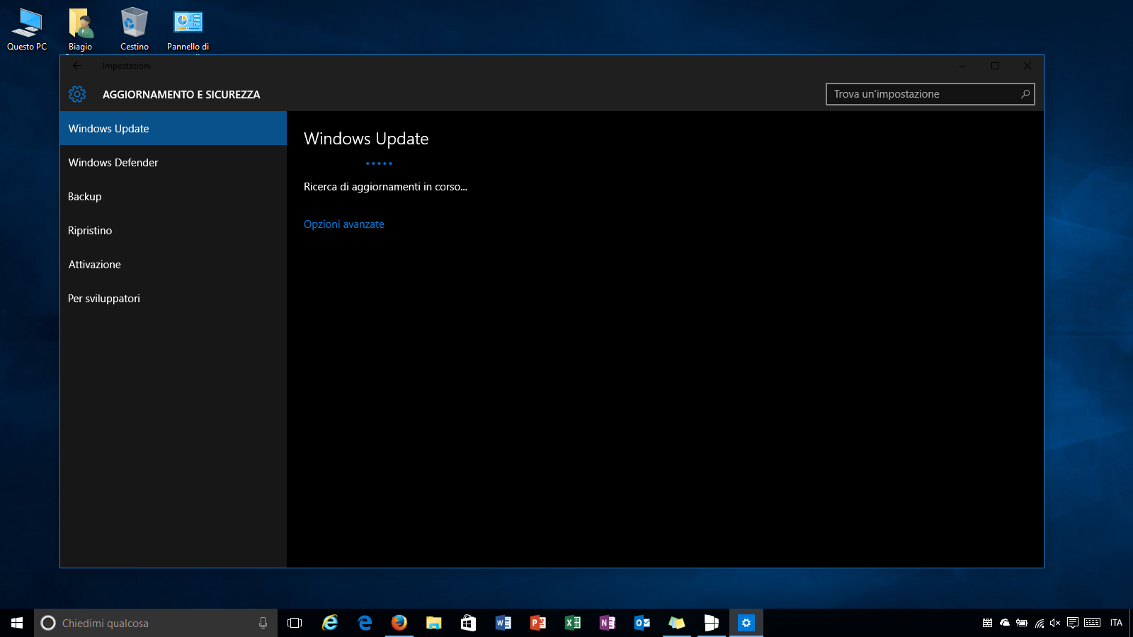 Come risolvere i problemi di windows update for Windows 10 update
