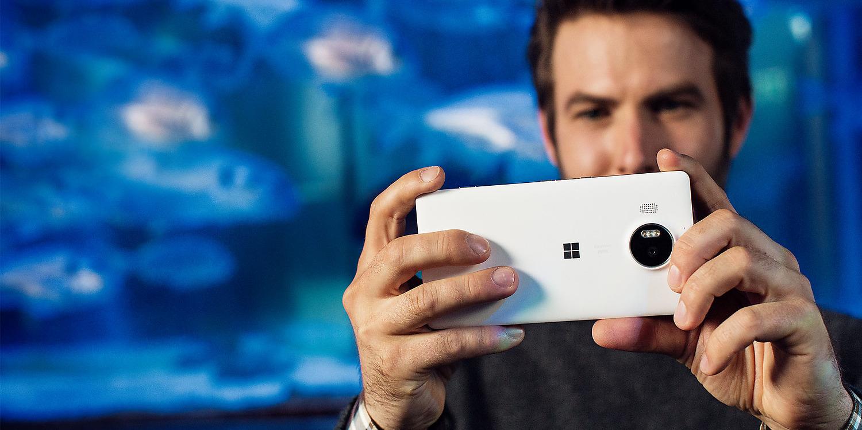 video lumia 950
