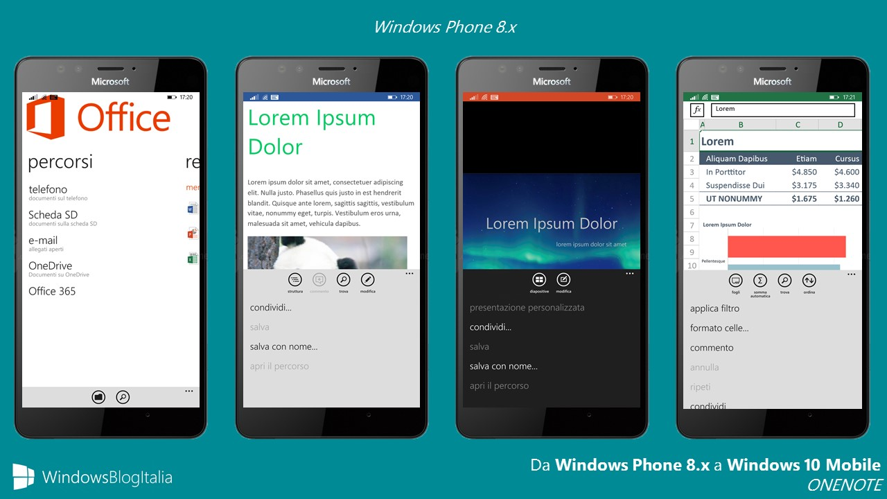 OFFICE - Windows Phone