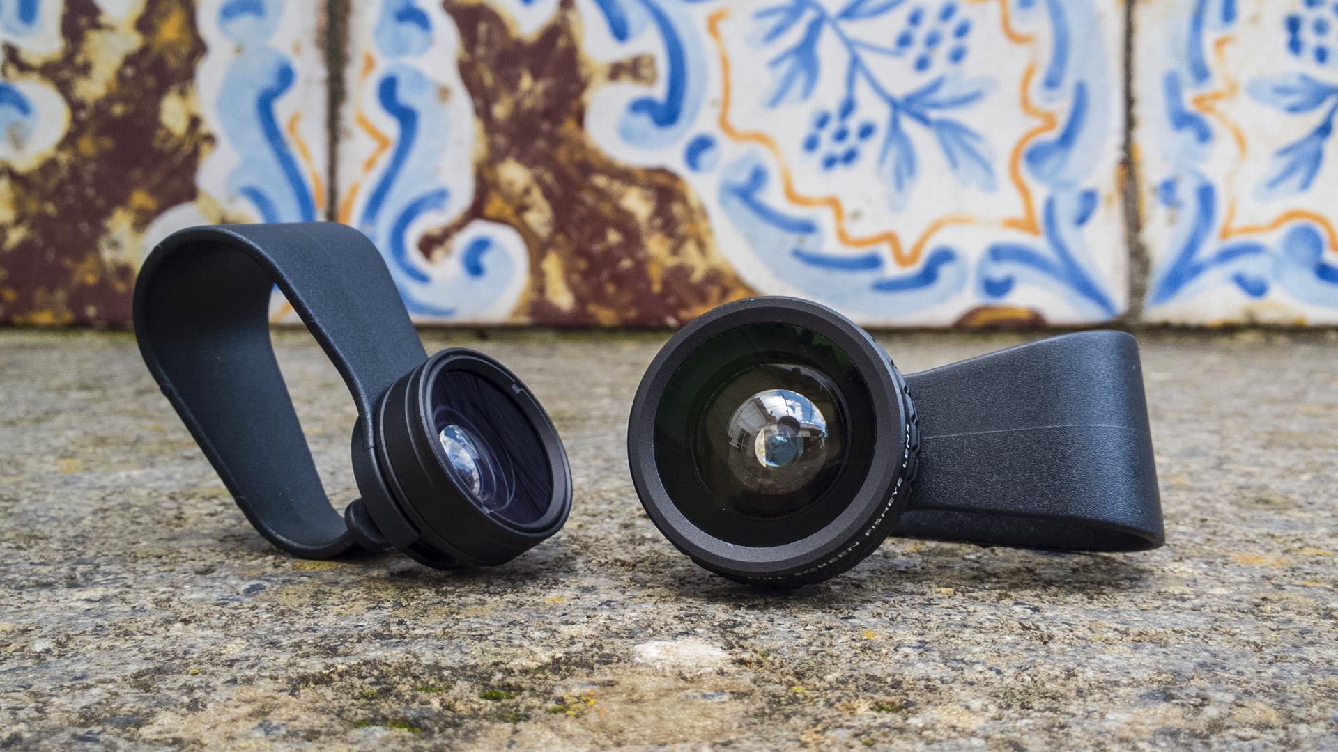 Recensione lenti Fish-Eye Macro Aukey smartphone Lumia (2)