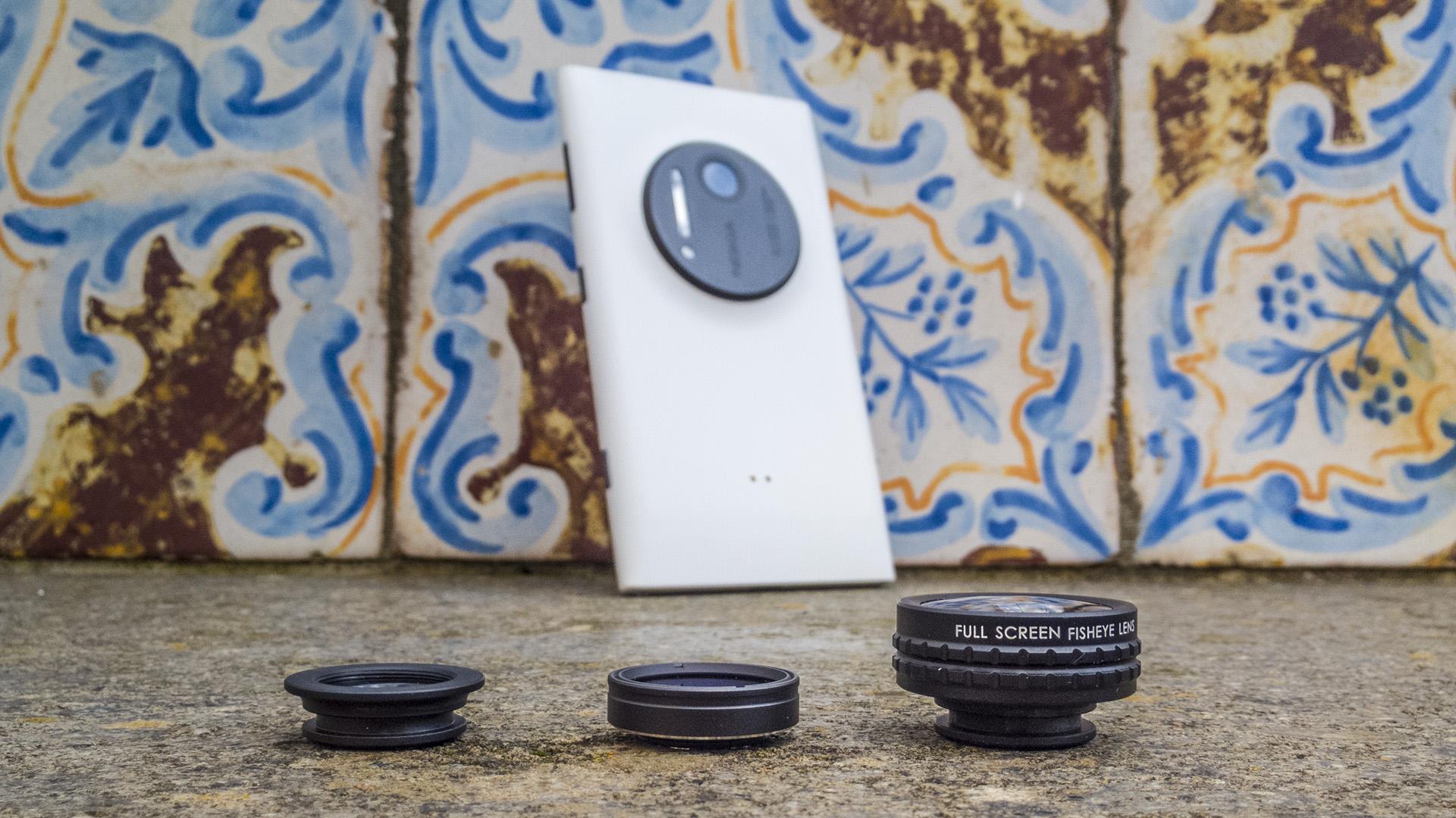 Recensione lenti Fish-Eye Macro Aukey smartphone Lumia (4)
