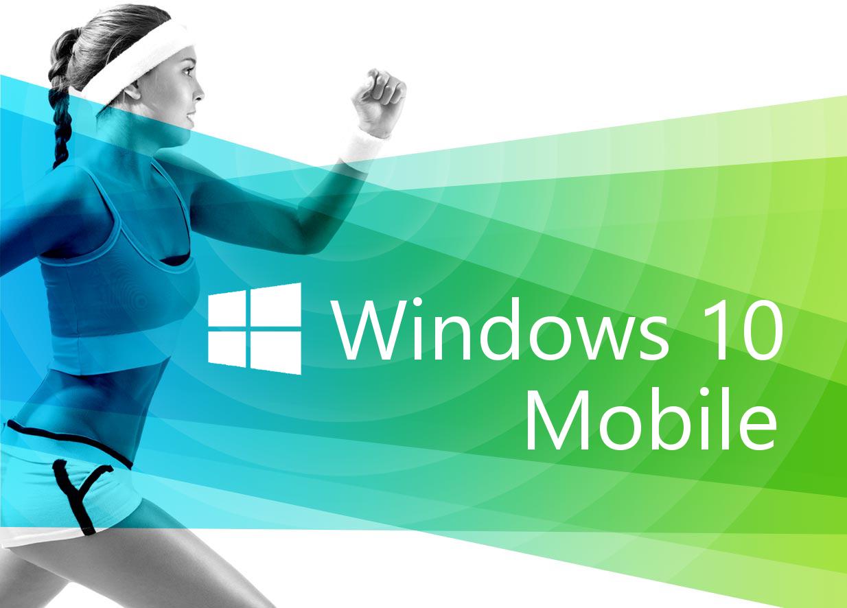 Windows 10 Mobile Fitness