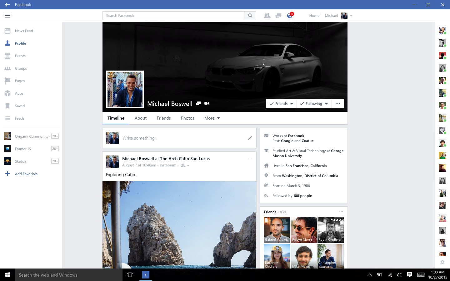 beta-facebook-per-windows-10