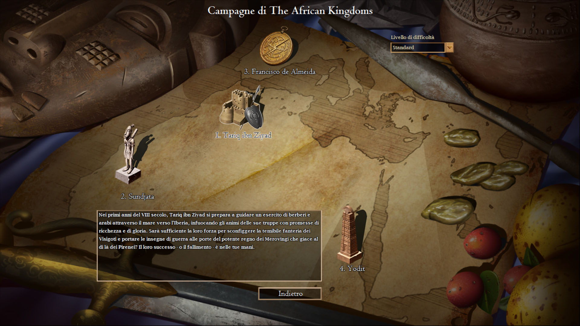 Age of Empires II HD - The African Kingdoms - Campagne