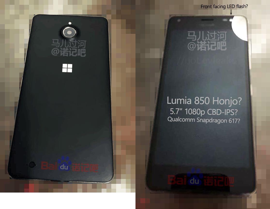 Lumia-850