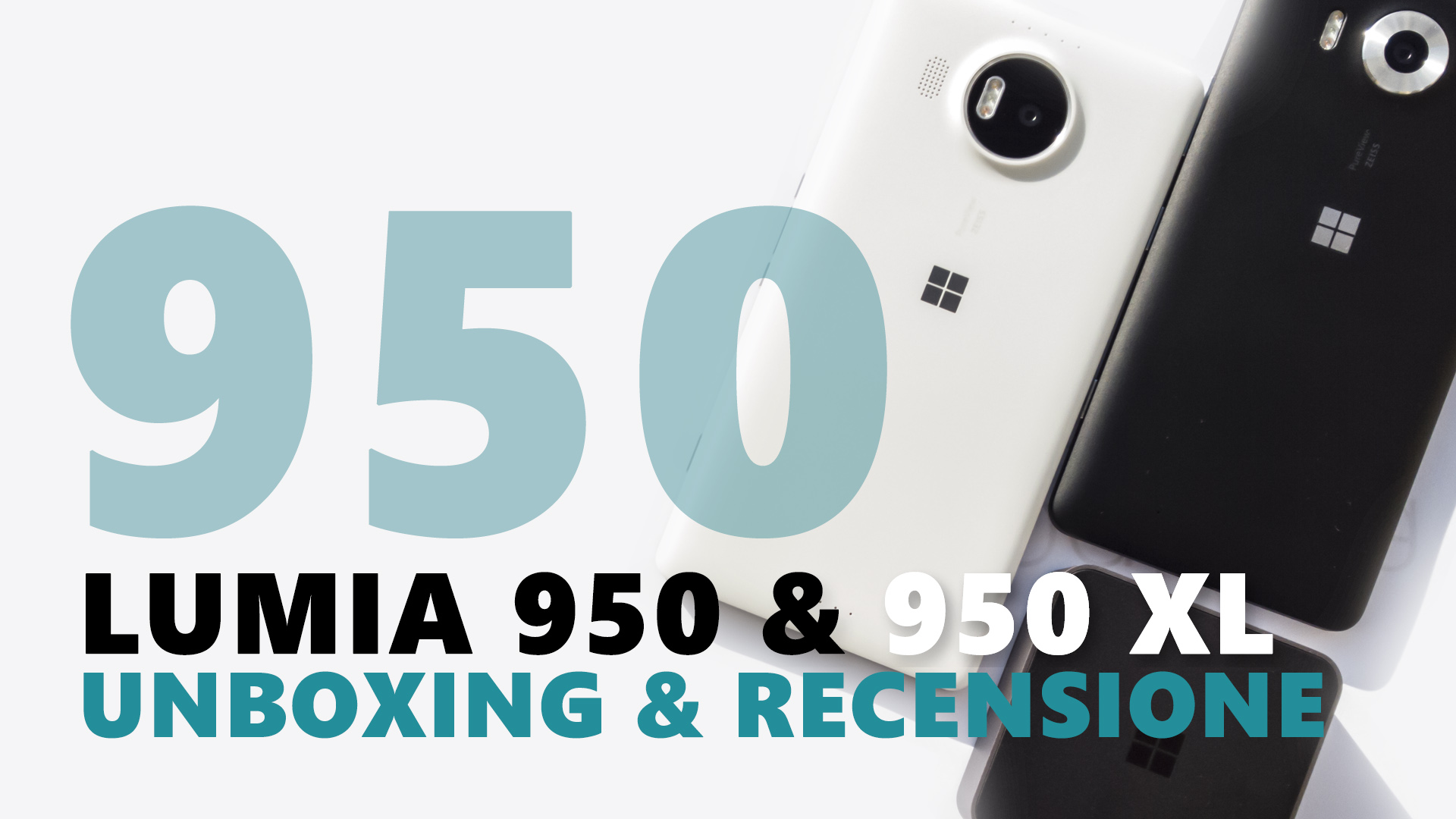 Lumia 950 recensione