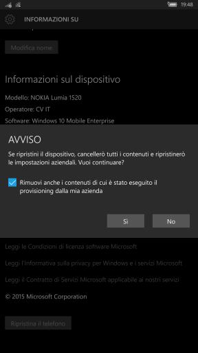 Progettazione immagine e configurazione di Windows - 20