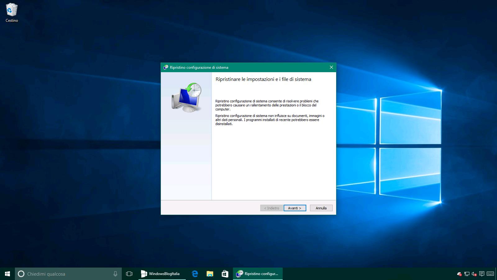 punto-di-ripristino-di-windows-10-un-click
