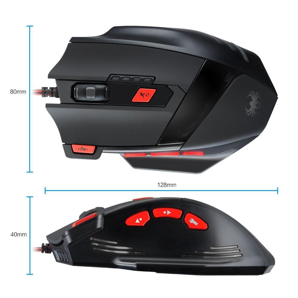VicTsing gaming mouse (1)
