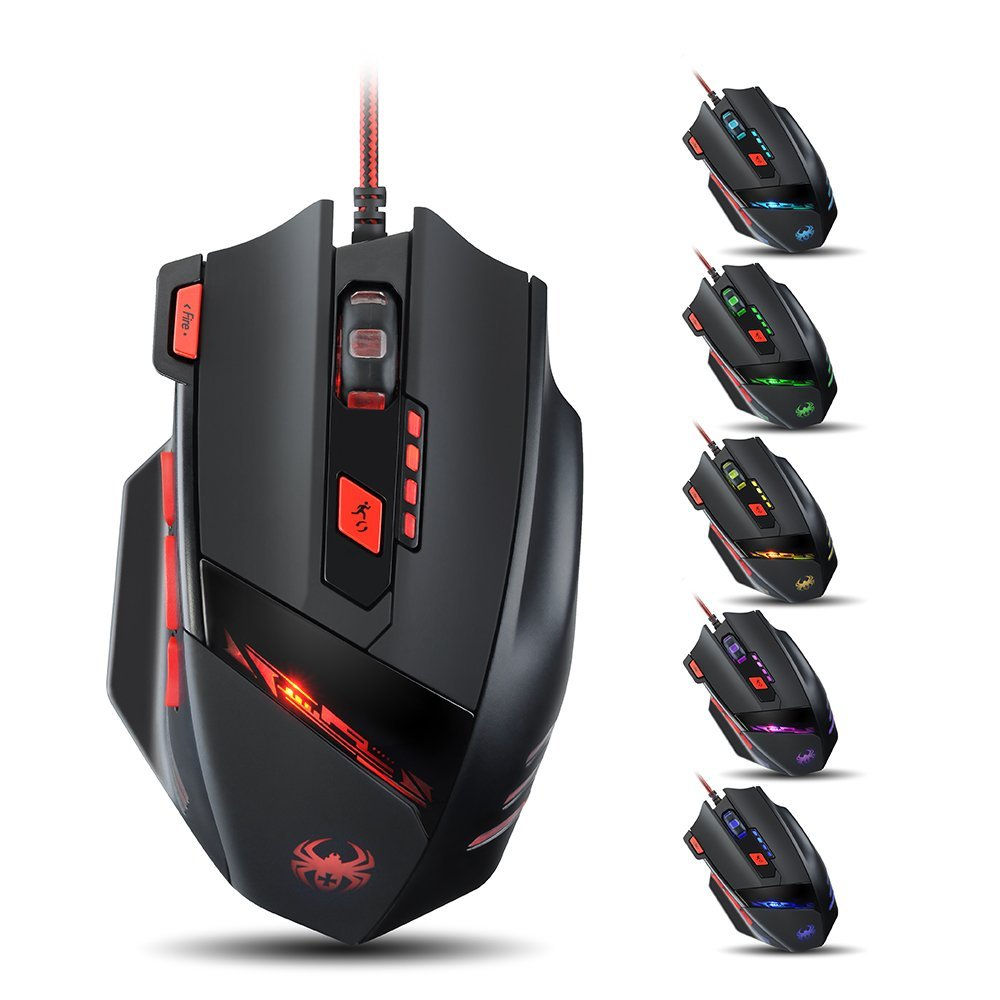 VicTsing gaming mouse (2)