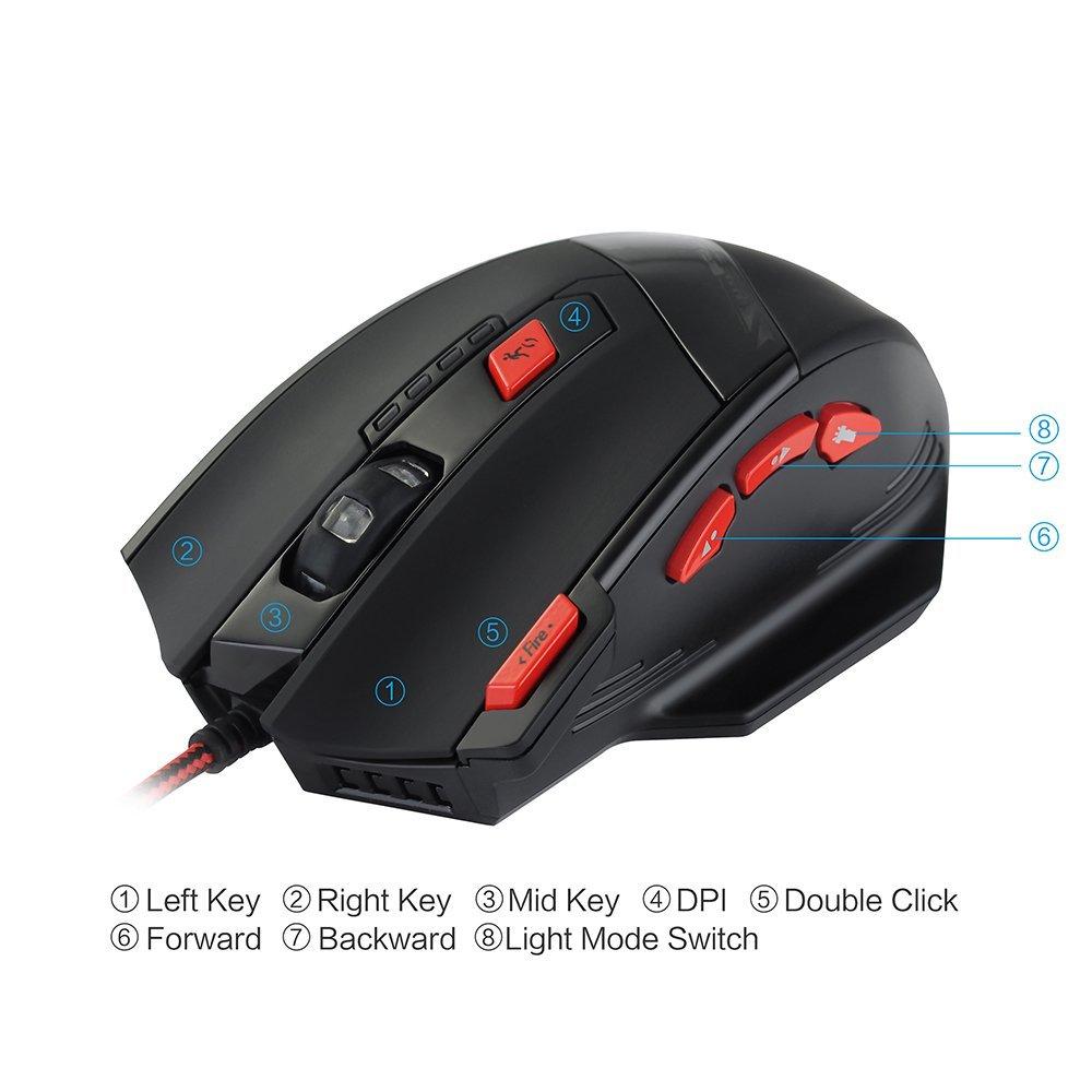 VicTsing gaming mouse (3)
