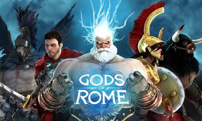 gods of rome gameloft windows 10
