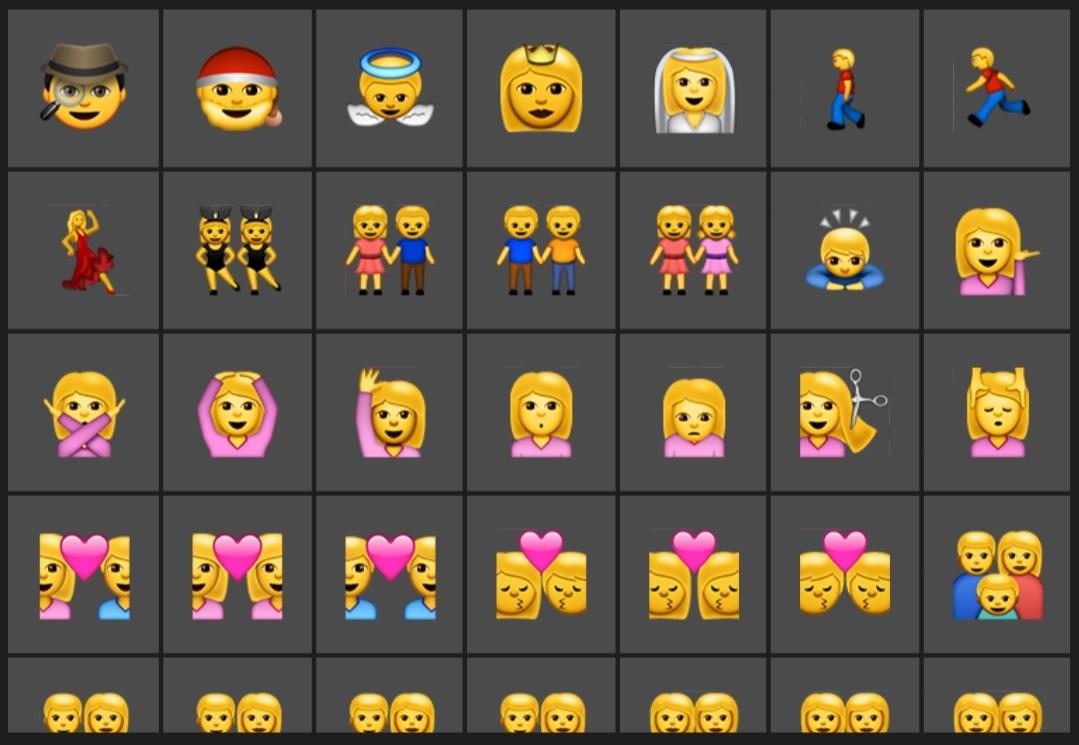 Whatsapp arrivano nuove emoticon per windows phone 8 1 for Nuove immagini per whatsapp