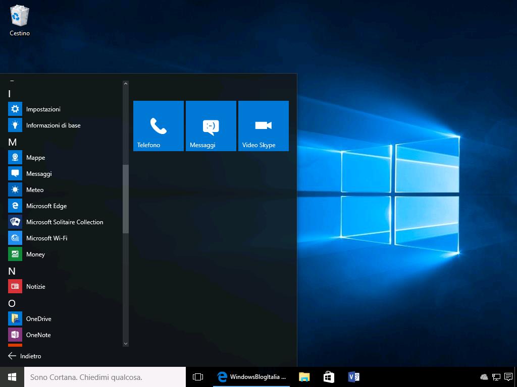 Come ripristinare le app Telefono e Messaggi in Windows 10