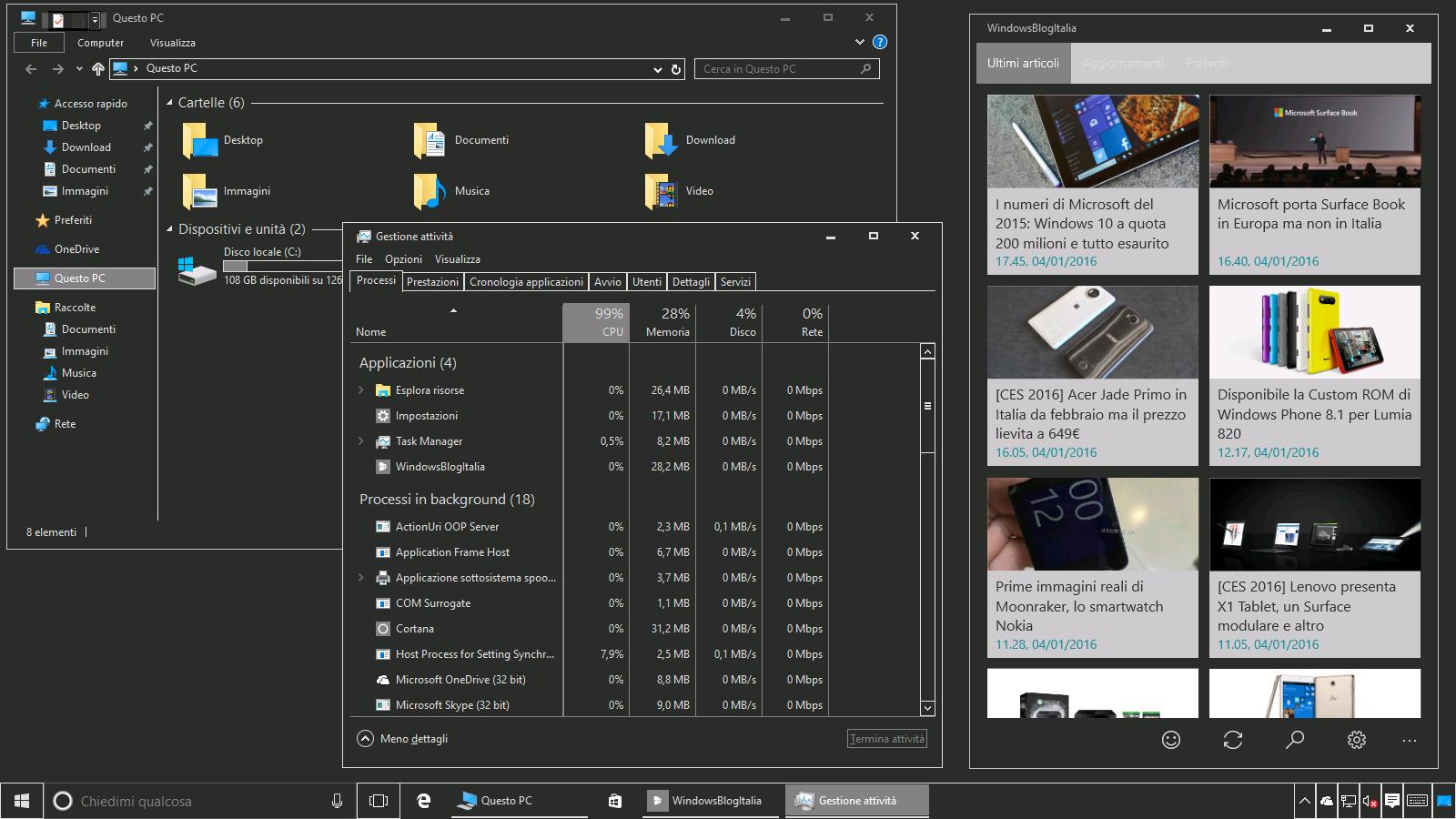 Come Abilitare E Applicare Il Tema Scuro In Windows 10