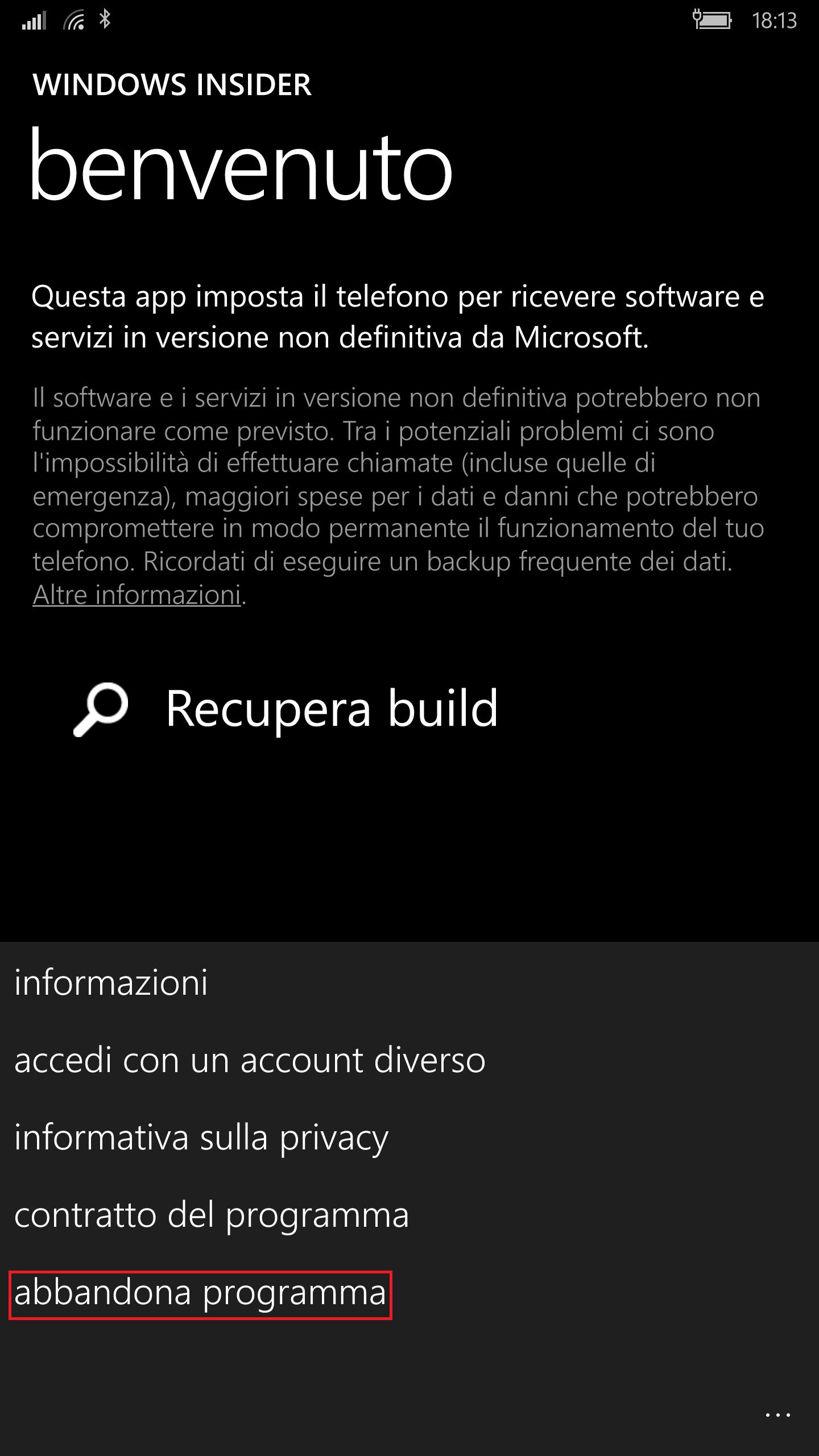 Windows Insider 1