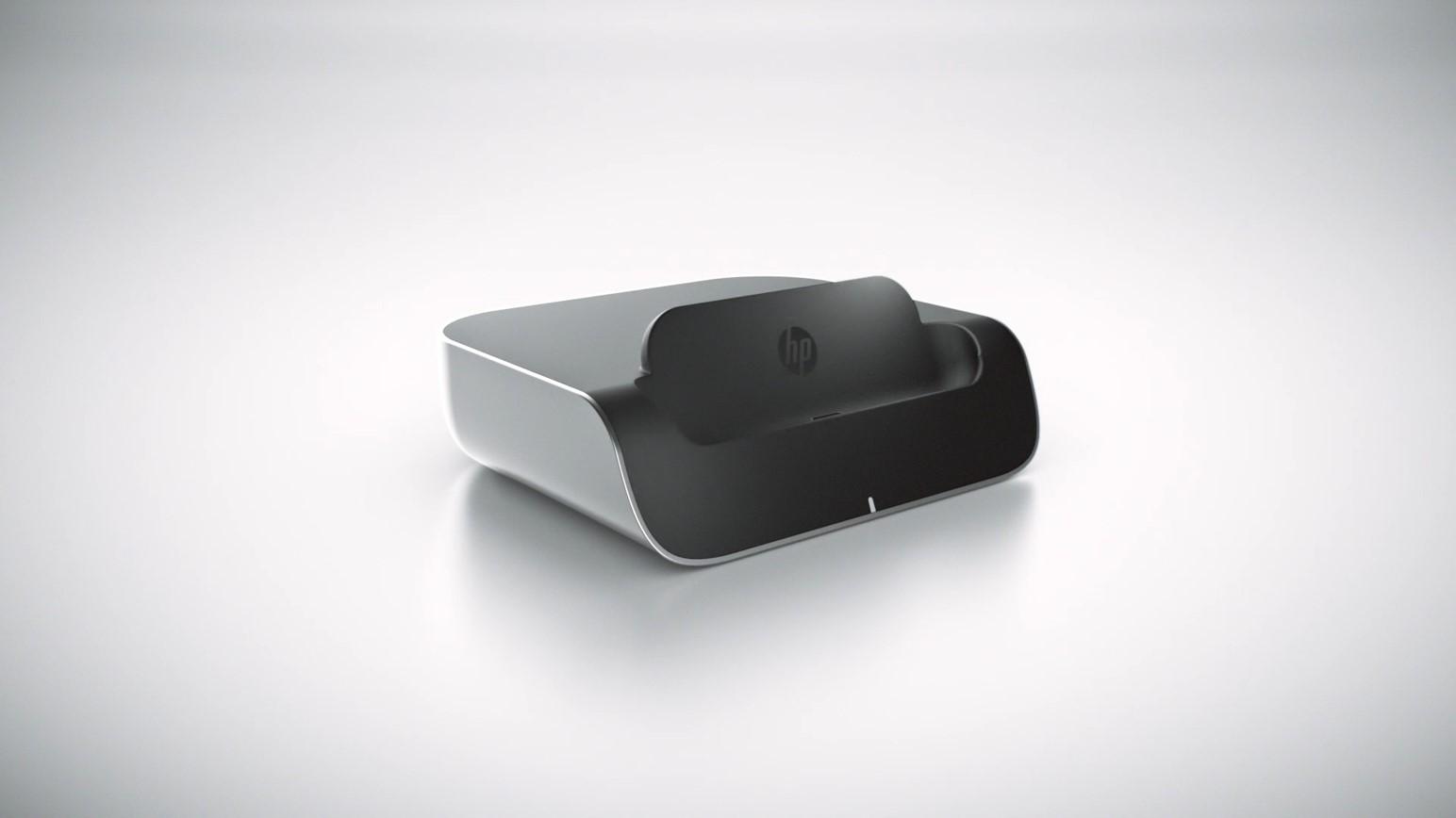 Hp Elite X3 Desk Dock Mwc 2016 Hp Unveils The Elite X3 A
