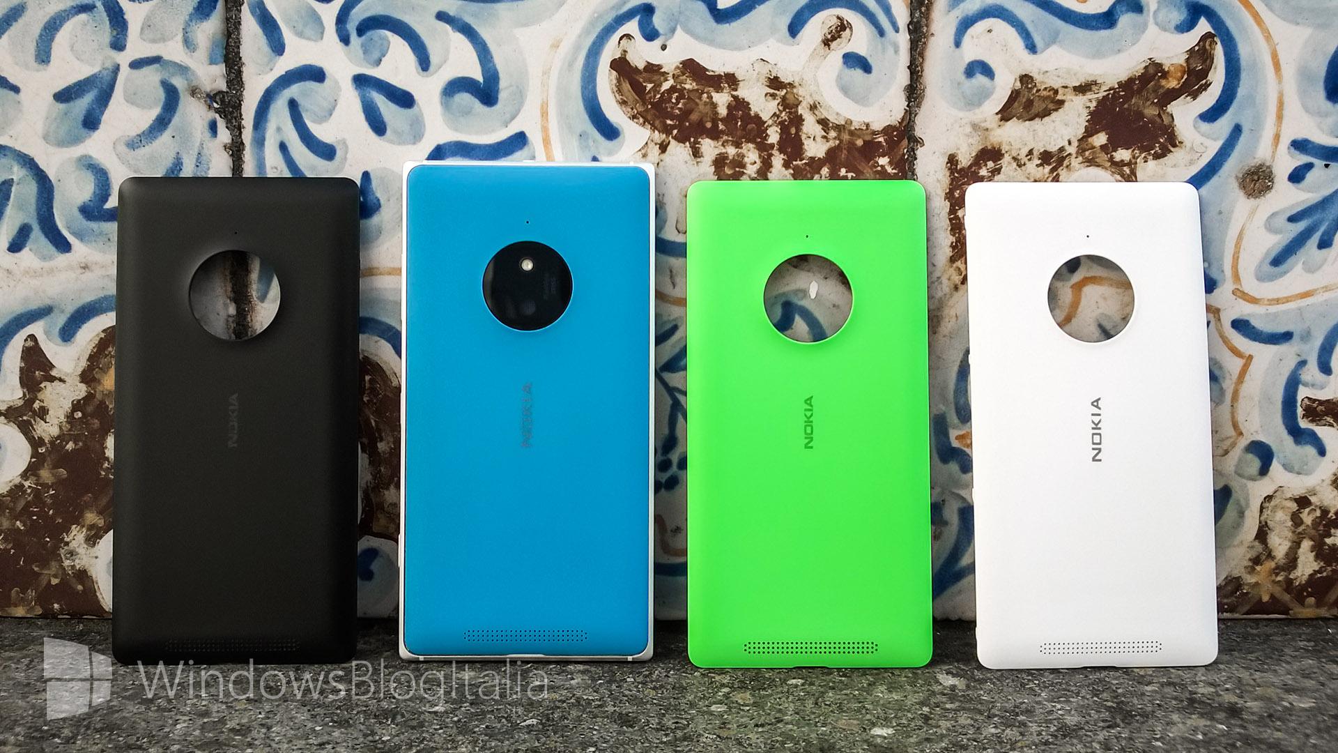 Lumia 830 Cyan Ciano (3)