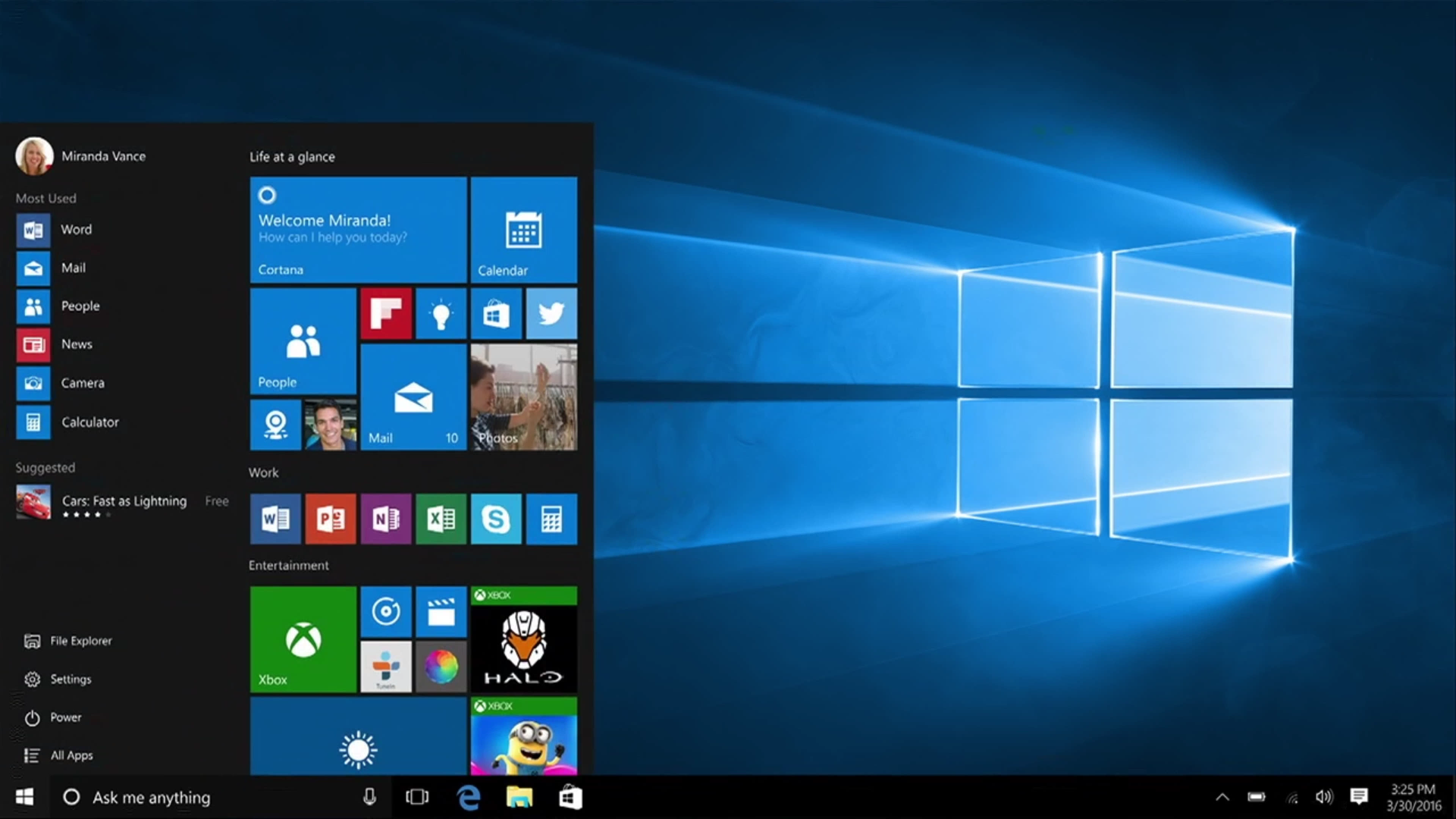 Windows 10 anniversary update review for Windows 10 update