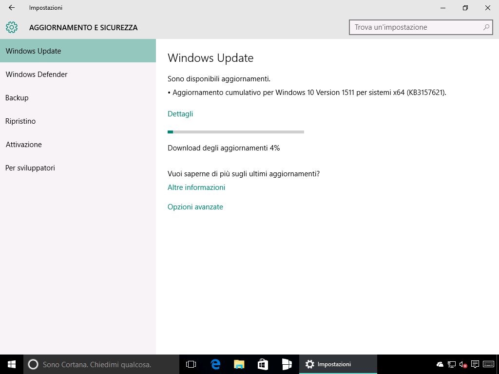 10586.240 - Windows Insider - 6
