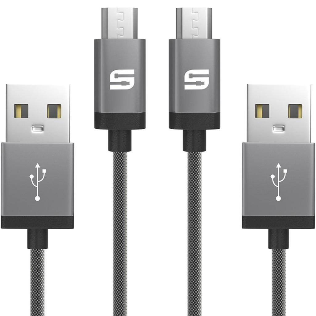 Prodotti Syncwire - Cavo Micro USB in nylon intrecciato