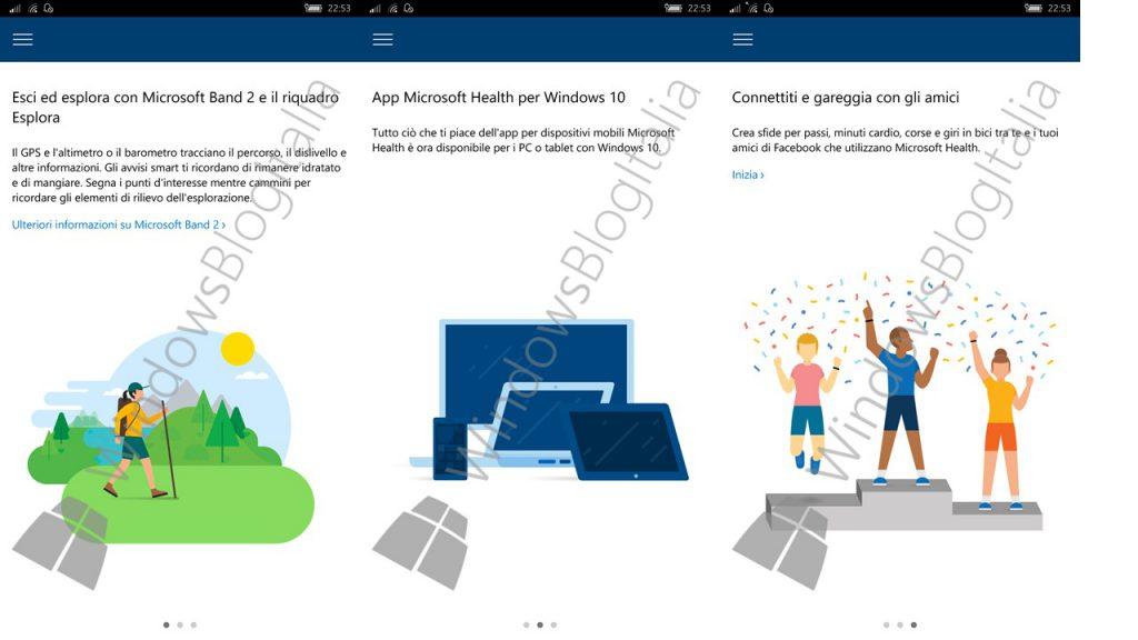 Microsoft Health - Microsoft Band 2