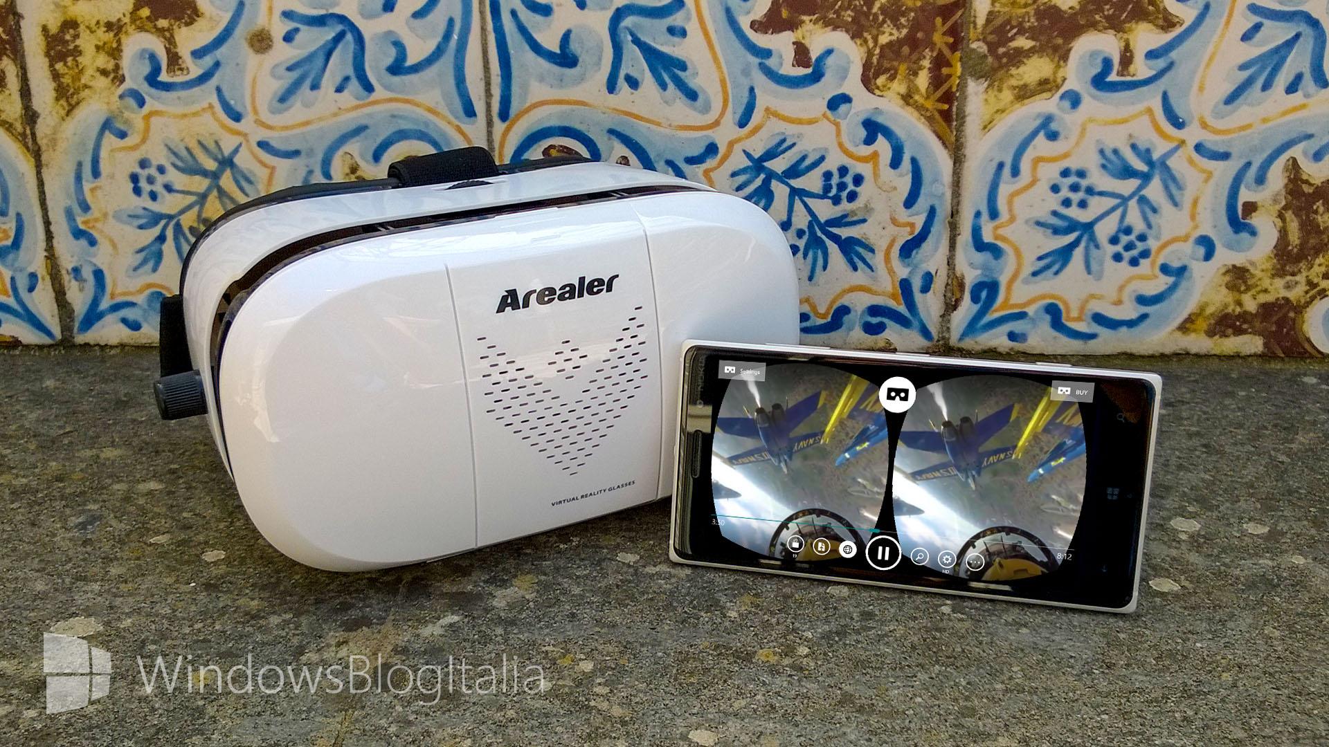 Recensione Arealer Realta Virtuale occhiali 3D (1)