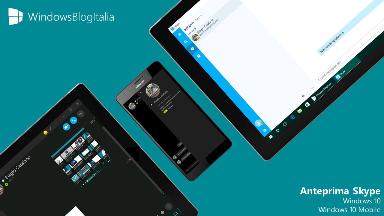 Skype UWP Preview - 2