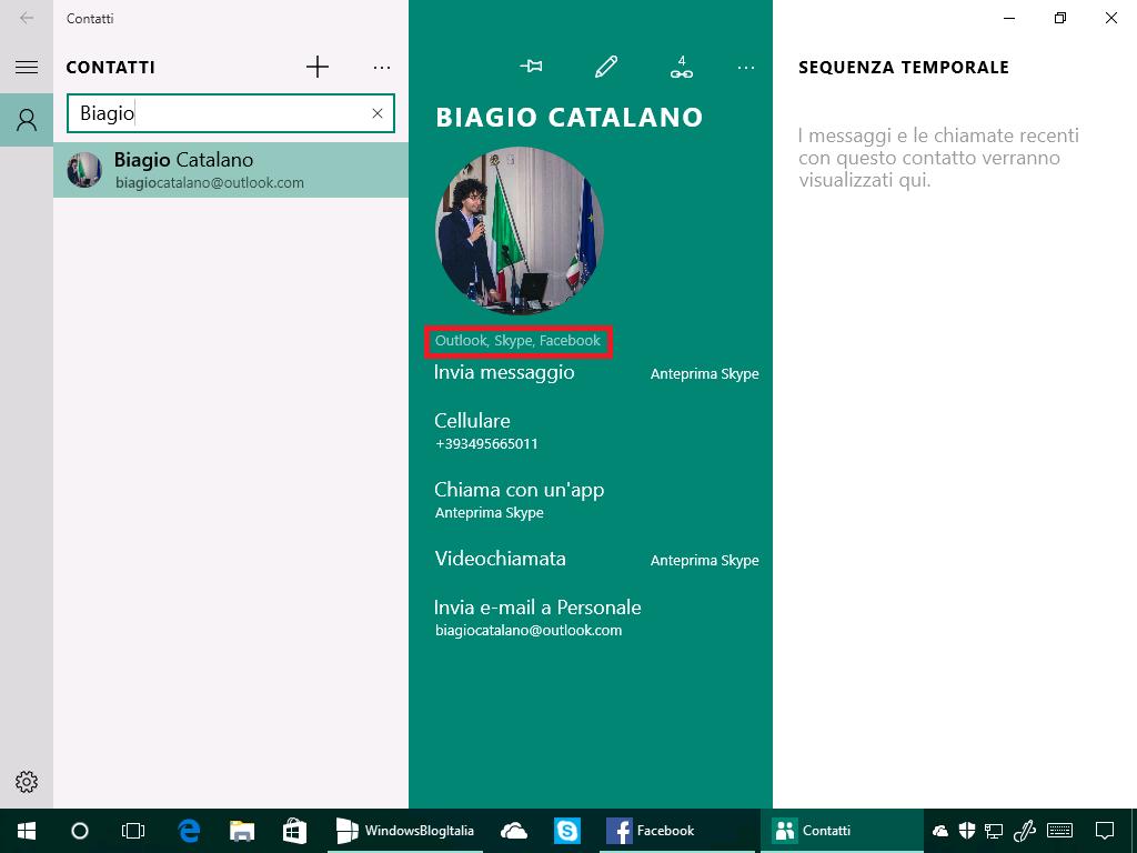 Skype - Windows 10 - 4