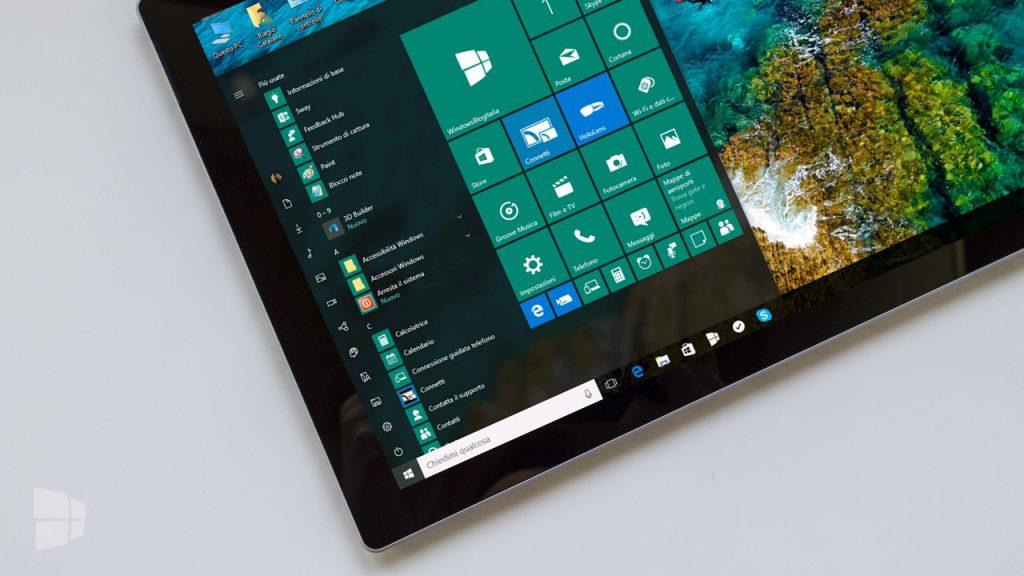 Windows 10 - Anniversary Update - Redstone